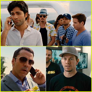 'Entourage' Movie Full Trailer Released, Mark Wahlberg Cameos!