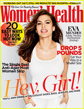 Eva Mendes Talks About Being a Mom in 'Women's Health'