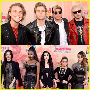 5 Seconds of Summer Wins Best Fan Army at iHeart Awards!