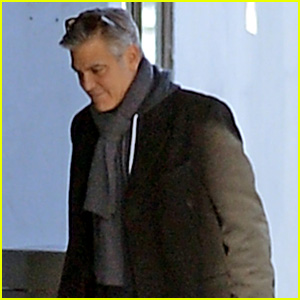 George Clooney Gears Up for 'Money Monster' Filming in NYC