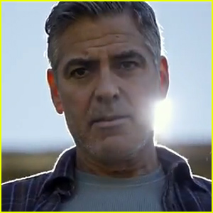 George Clooney Brings Us to 'Tomorrowland' in New Trailer - Watch Now!