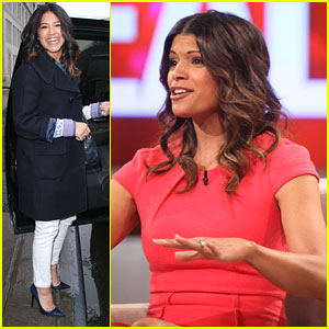 'Jane The Virgin's Andrea Navedo Dishes On When Gina Rodriguez Is Having The Baby