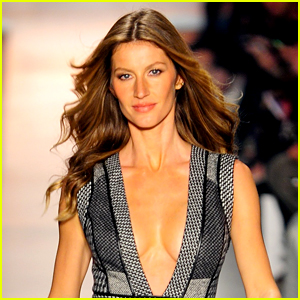 Gisele Bundchen Is Retiring from Runway Shows