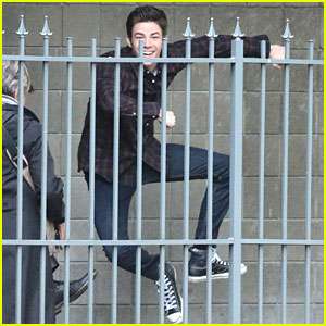 Grant Gustin: Is Broadway Coming To 'The Flash'?