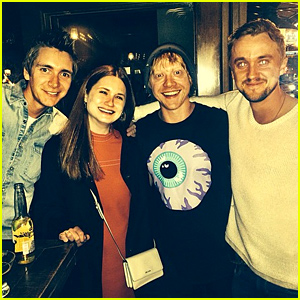 There Was a 'Harry Potter' Reunion Over the Weekend!