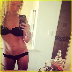 Hilary Duff Shares Photo of Her Unbelievable Bikini Body