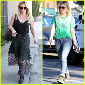 Hilary Duff Reveals Her Best Post-25 Skin Care Secrets
