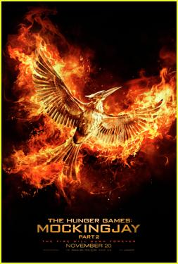 'Hunger Games: Mockingjay Part 2' Teaser Poster Released!
