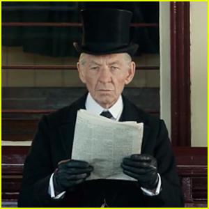 Ian McKellen Ages Sherlock Holmes in 'Mr. Holmes' Teaser - Watch Now!
