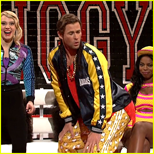Iggy Azalea & Azealia Banks' Feud Gets an 'SNL' Spoof! (Video)