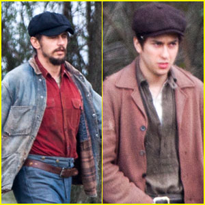 James Franco Kicks Off 'In Dubious Battle' Filming
