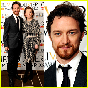 James McAvoy Gets an Olivier Award Nomination - Full List!