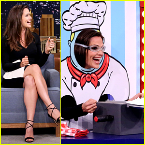 Jennifer Garner Gets Pied In the Face on 'Tonight Show'