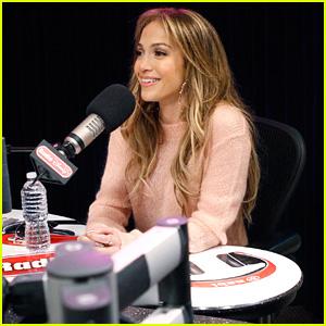 Jennifer Lopez Says Her Kids Always Make Her Feel Better