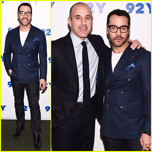 Jeremy Piven on Mark Wahlberg: 'There's Something Magical About Him'