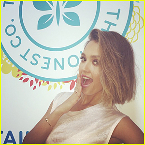 Jessica Alba Chops Off Her Hair - See New Bob Haircut!