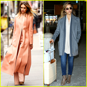 Jessica Alba's Hubby Falls More in Love With Her Every Day