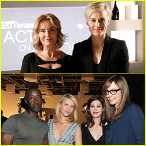Jessica Lange, Taylor Schilling, Claire Danes & More Bring the Star Power to Variety's Actors Studio!