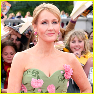 J.K. Rowling Has the Perfect Response for Twitter User Who Said They Couldn't See Dumbledore as Gay