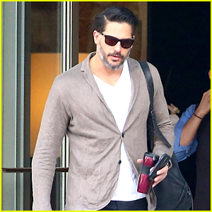 Joe Manganiello Reveals That He's 12 Years Sober