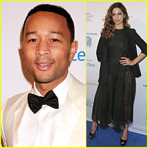 John Legend Performs at Cirque du Soleil's One Night For One Drop