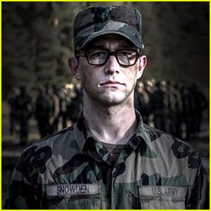 Joseph Gordon-Levitt Shares First Photo of Him as Edward Snowden in 'Snowden'