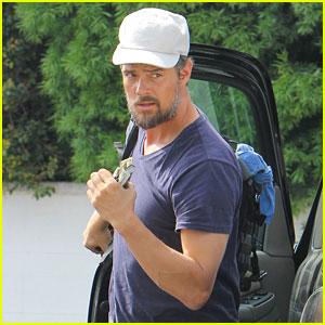 Josh Duhamel Gets Pumped About New Episode of 'Battle Creek'