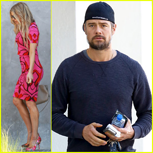 Josh Duhamel Says 'Thank God' Axl Looks Like Fergie!