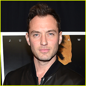 Jude Law Welcomes Baby Daughter With Ex Catherine Harding