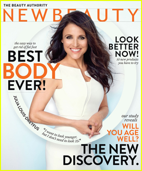 Julia Louis-Dreyfus Says Aging Publicly Is 'Odd'