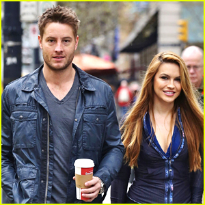 Justin Hartley Heads to Vancouver for 'Mistresses' Filming!