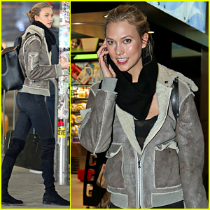 Karlie Kloss Will Make Her Acting Debut in 'Zoolander 2'!
