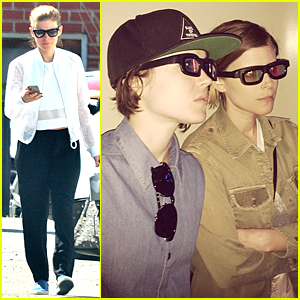 Kate Mara & Ellen Page Are Tiny Detectives at Disneyland