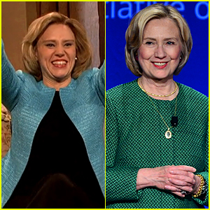 Kate McKinnon Spoofs Hillary Clinton's Email Scandal on 'SNL'