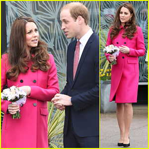 Kate Middleton Makes Final Appearance with Prince William Before Giving Birth to Next Royal Baby!