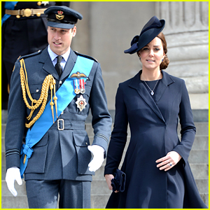 Kate Middleton Says She Forgets She's Pregnant Sometimes