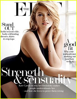 Kate Upton: 'The Internet Can Be Horrible'