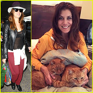 Kate Walsh Isn't Afraid to Admit She's a Cat Lady