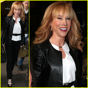Kathy Griffin Opens Up About Her 'Fashion Police' Exit