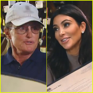 'Keeping Up with the Kardashians' Premiere Clips: Kim Confronts Bruce Jenner About Ronda Kamihira Date - Watch Now!