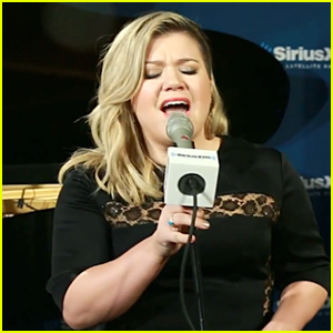 Kelly Clarkson Performs Soulful 'Give Me One Reason' Cover - Watch Now!