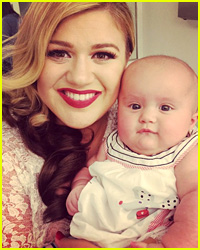 Would Kelly Clarkson's Daughter Hang Out with North West?