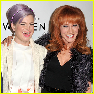 Kelly Osbourne Reacts to Kathy Griffin Quitting 'Fashion Police'