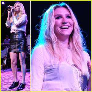 Kesha Covers Beach Boys Classic 'California Girls' at Brian Fest - Watch the Tribute Performance Here!