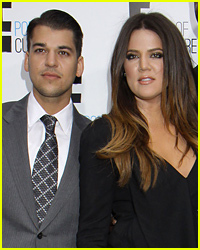 Khloe Kardashian Opens Up About Her Brother Rob: He's Not At His Happiest Place