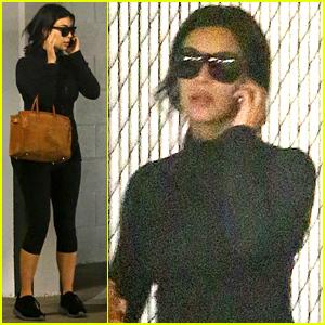 Kim Kardashian Says Taking Selfies 'Is Ridiculous' But 'All Fun'