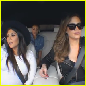 Kim & Khloe Kardashian Cannot Figure Out What Scott Disick Does for a Living in 'KUWTK' Clip - Watch Now!
