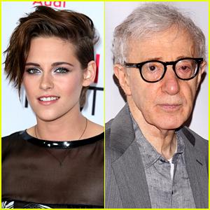 Kristen Stewart Joins Cast of Woody Allen's Upcoming Movie
