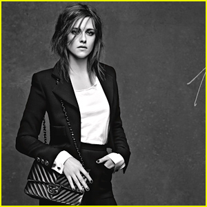 Kristen Stewart Stars in Chanel's New Handbag Campaign!