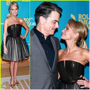 Kristin Chenoweth Celebrates a Big Opening Night on Broadway!